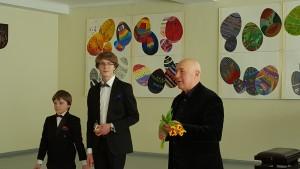 Vilniaus Balio Dvariono dešimtmetės muzikos mokyklos koncertas