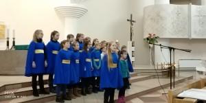III chorų festivalis šv. Cecilijos garbei