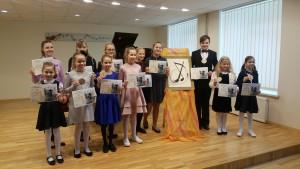"""II-asis respublikinis jaunųjų pianistų konkursas - festivalis """"Grand Pas"""""""