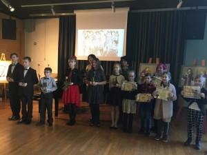 """Jaunųjų pianistų konkurso """"Grand Pas"""" apdovanojimų šventė"""