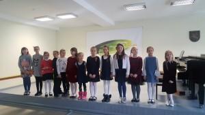 "V-asis mokyklinis etiudo konkursas ""Allegro 2019"""