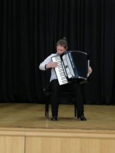 "I respublikinis akordeono muzikos festivalis ""Accordionissimo"" 2019"