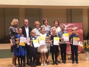 """IV respublikinis jaunųjų pianistų konkursas """"Jaunieji fortepijono lyderiai - 2019"""""""