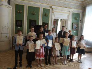 """Lietuvos jaunųjų atlikėjų festivalis-konkursas """"Linksmieji pasažai"""""""
